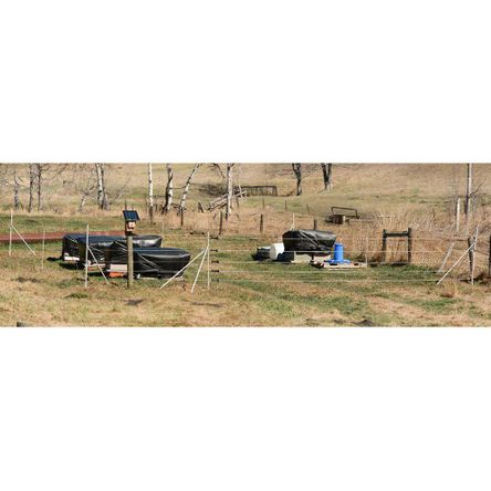 Heavy Duty Portable Fence Kit